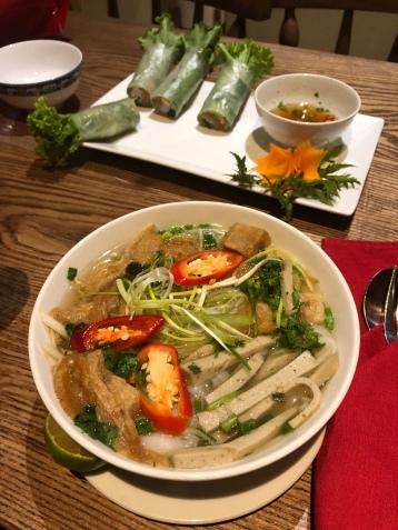 Minh Chay Vegan Pho